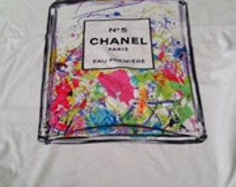 colorful chanel perfume
