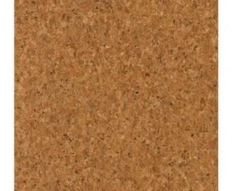 Cork fabric rolled up pellet 45x30cm