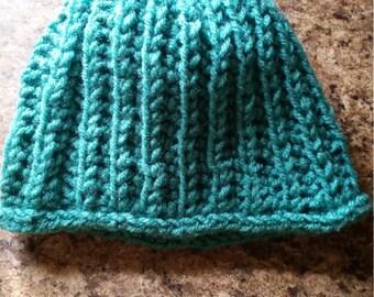 Kids Crochet Beanie Hat