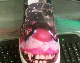 Handmade custom shoes made to order