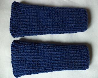 Gloves Merino Wool Wadenwärmer 110 children wool knit