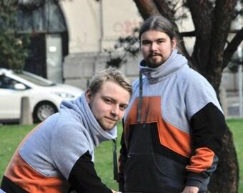 Half Life HEV suit hoodie by Wolvenstyle