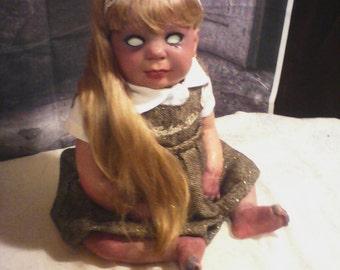 reborn zombie girl