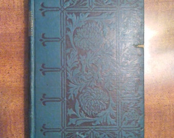 1880s 1890s J. Fenimore Cooper The Last of The Mohicans Antique Book