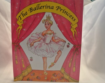 Personalized Children's Book - The Ballerina Princess