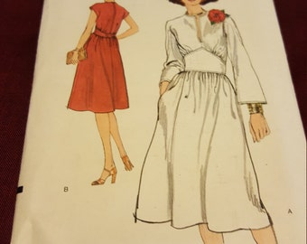 1970 Vintage Vogue #9724 size 14 New