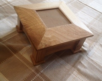 White Walnut Keepsake Box
