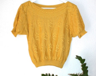 Ted Lapidus knitted top