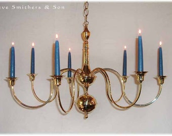 7 Arm Candle Chandelier