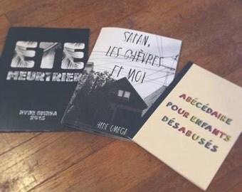Trio Fanzines