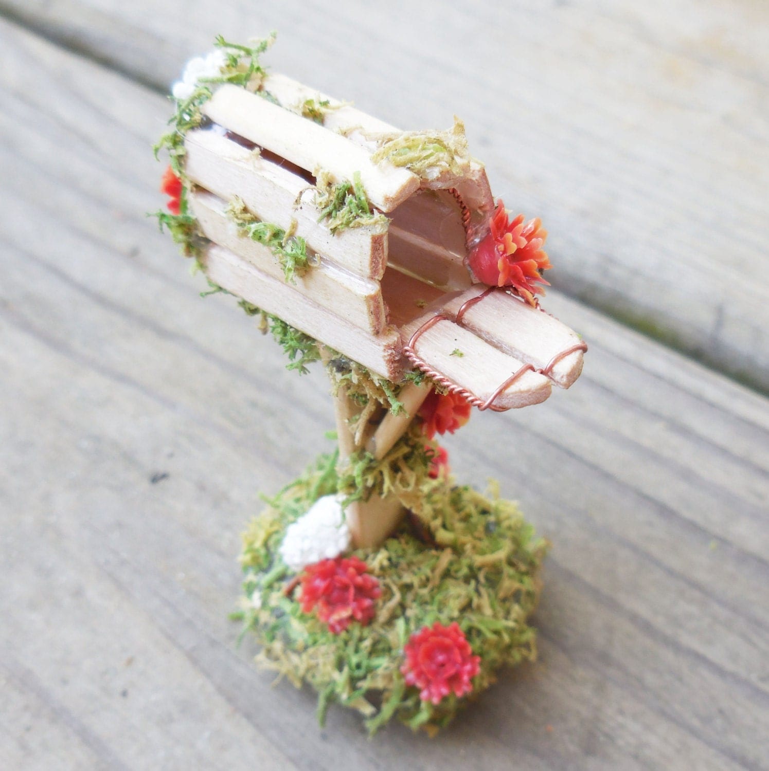 Fairy letter mailbox fairy mailbox fairy letter tooth fairy for Little fairy mailbox