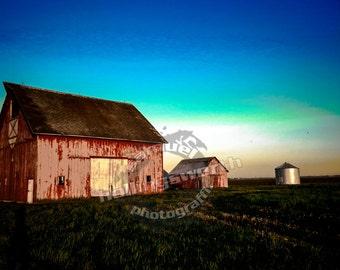 Rustic Barns