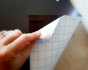 Self Adhesive Magnetic Wall