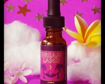 DREAM LAND 1/2 Oz Herbal Sleep Formula