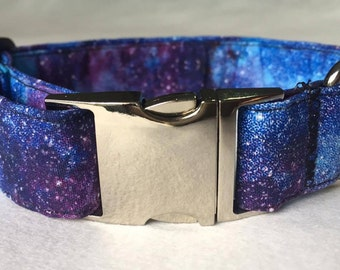 Space Cadet Dog Collar
