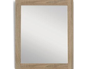 bardolino gris x espejo pared espejo decoracin para el hogar moderna