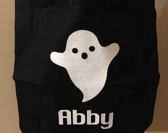 Halloween Trick or Treat Bag Custom