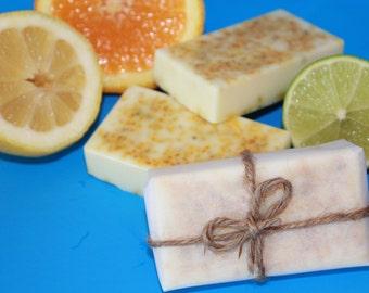 Citrus Soap with Shea Butter 1 oz.