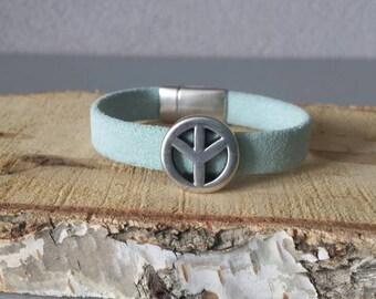 Mint Peace Bracelet