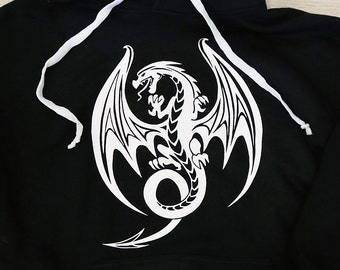 Dragon Hoodie (Front Print Only)