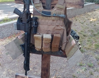 Body Armor Stand