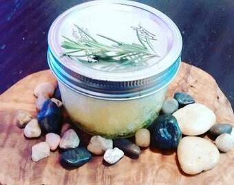 Simple Sugar Scrub - 8oz Jar