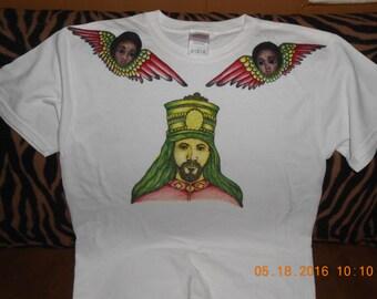 Haile Selassie Ethiopian Angel