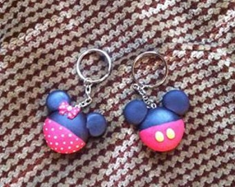 Beautiful ideal! Personalized Keychains to give away as a souvenir in any event