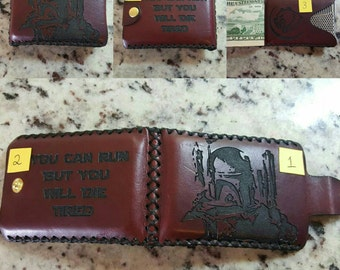 Custom Wallet Order Contact first