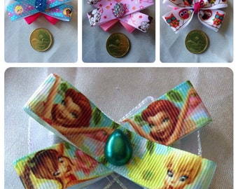 Fancy Ribbon Hair Bows