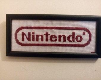 Nintendo Wall Art nintendo art | etsy