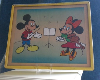 Mickey & Minnie Mouse ArtWork, Disney ArtWork, Mickey And Minnie Mouse, Disney Mickey And Minnie Mouse