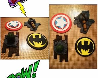 Super Hero Themes
