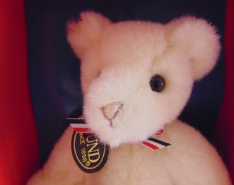 Vintage 1988 Gund Collectible Teddy Bear