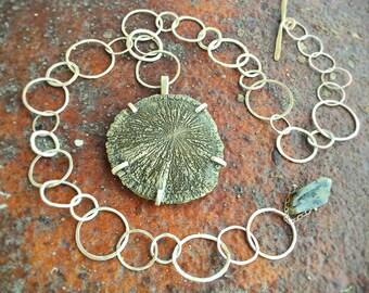 Midnight Sun Necklace