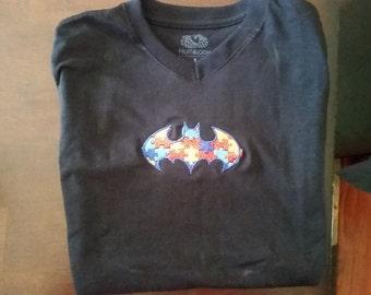 Batman Autism Awareness Shirt