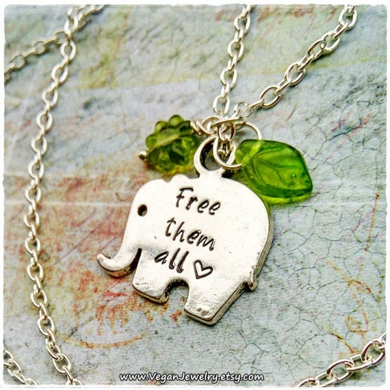 Free Them All Necklace