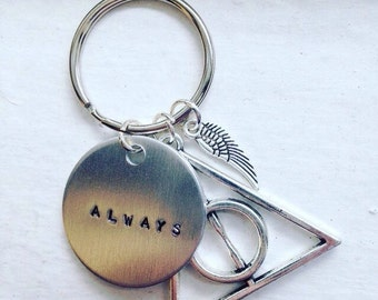 Always Harry Potter Keychain