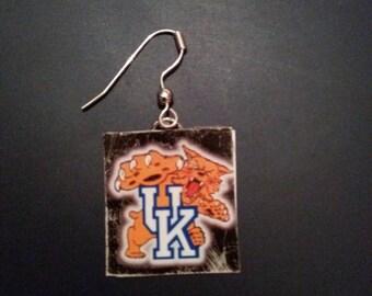 UK ...homemade earrings