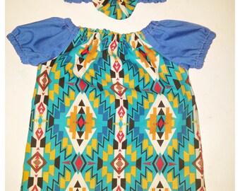 Baby or Toddler Grab Bag Peasant Tunic