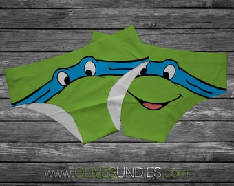Ninja Turtle Panties