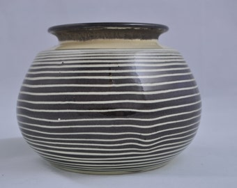 Stunning Rare Vase Made By Herman A. Kähler