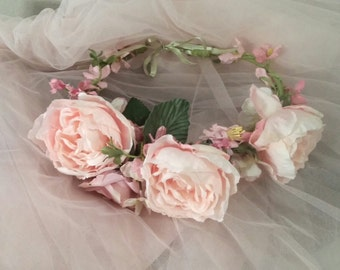 Whimsical Flower Crowns