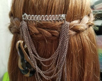 Pirate Queen Hair Comb