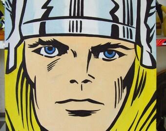THOR - God of THUNDER !