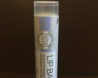 Doterra Lip Balm with Peppermint and Wild Orange
