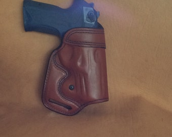 Beretta PX4 Storm Gun Holster Small of Back Leather