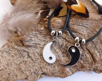 Yin Yang Friendship NECKLACE_ YYMA04145950235_friendship GIFT IDEAS_Pack Couple