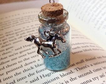 Unicorn Blood Necklace