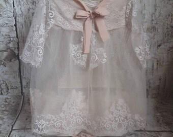 Sitter lace set ,three piece,unique